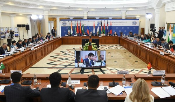 """Discussion of topic """"Measures to strengthen the independence of the judiciary"""""""