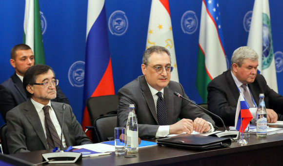 Deputy Foreign Minister Igor Morgulov's remarks at the Meeting of the SCO Council of National Coordinators