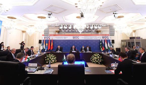 上海合作组织成员国外长理事会会议新闻公报