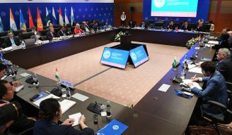 Mechanism launched for meetings of the SCO environmental protection ministers as part of Russia's Presidency of the SCO