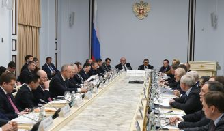 Moscow prepares for SOC and BRICS Summits