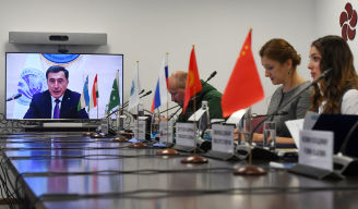 Tourism Administrations Heads of SCO Member States discuss 2021-2022 cooperation development programme